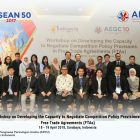 ASEAN Strengthened its Capacity in Negotiating Competition Chapter in FTA