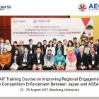 ASEAN starts to engage discussion on cross-border competition enforcement