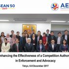 ASEAN Enhances the Effectiveness of Competition Authority in Enforcement and Advocacy